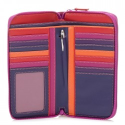 Portefeuille double zip 375-75 - mywalit