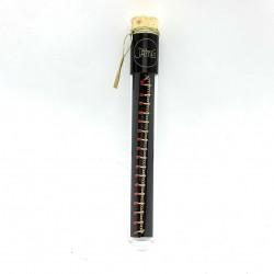 Bracelet chenille - Rouge - Jaïnès & Co