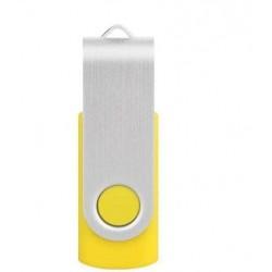 Clé USB - Jaune