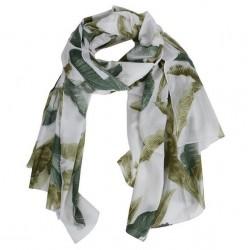 Foulard vert CATHY - The Moshi