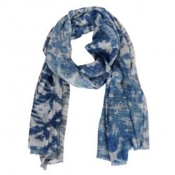 Foulard bleu SELINA - The Moshi