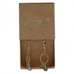 Boucles d'oreilles ESTHER Gold - The Moshi