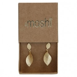 Boucles d'oreilles PARKER Gold - The Moshi
