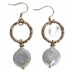 Boucles d'oreilles SOPHIA Gold - The Moshi