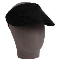 Chapeau noir SAVONA - The Moshi