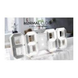 Horloge Minimal Clock -...