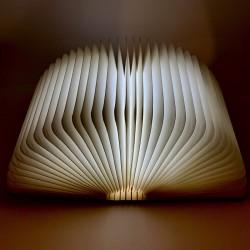 Livre lumineux HALO bois...