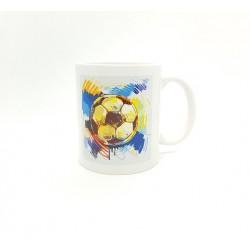 Mug - Foot ballon