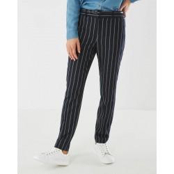 Pantalon rayé 1201013 - Mexx