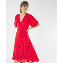 Robe rouge 0615013 - Mexx