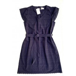Robe broderie anglaise...