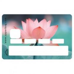 Sticker CB Fleurs de lotus...