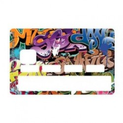 Sticker CB Graffiti - Upper&Co