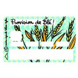 Sticker CB Provision de blé...