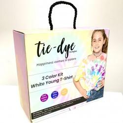 Kit de Tie & Dye Enfants -...