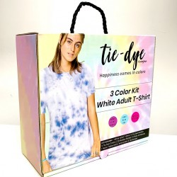 Kit de Tie & Dye Adultes -...