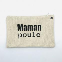 Pochette Maman poule - Lulu...
