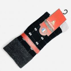 Chaussettes 38973 Noir -...