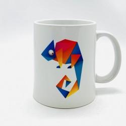 Mug - Caméléon - Jaïnès & Co