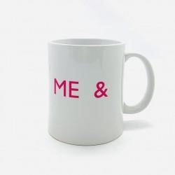 Mug - Me - Jaïnès & Co