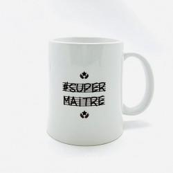 Mug -  Super Maître -...