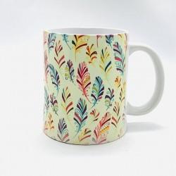 Mug - Plumes - Jaïnès & Co
