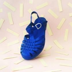 Sandales SUN Bleu roy - Méduse