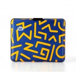 Porte-cartes RFID Zig Zag -...