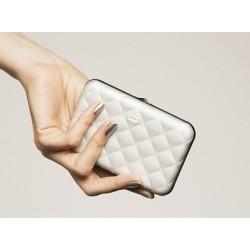 Porte-cartes RFID Silver -...