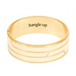 Bracelet Gaya Blanc Sable -...