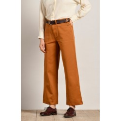Pantalon large...