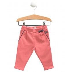 Pantalon rose DAPELY - Elle...