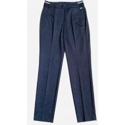 Pantalon bleu PAROLI - Maé...