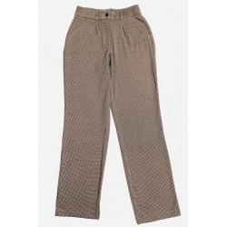 Pantalon pied de poule...