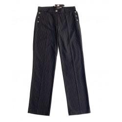 Pantalon 7/8ème marine...