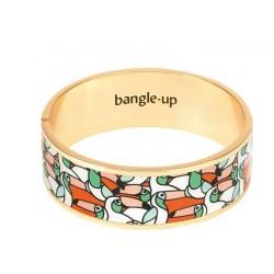 Jangala Tangerine - bangle up