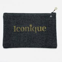 Pochette ICONIQUE Noir -...