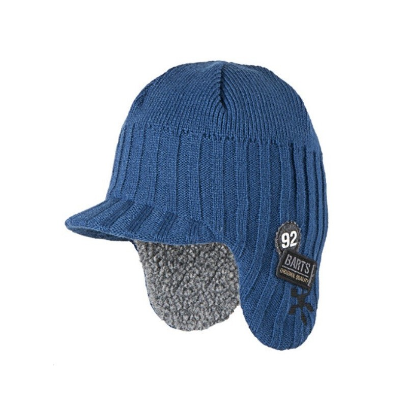 Bonnet VESPER EARFLAP - Barts