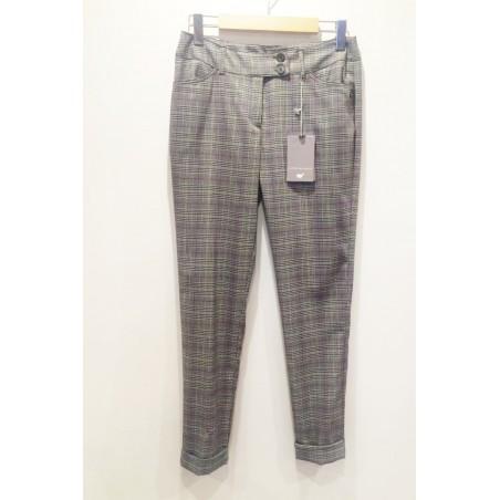 Pantalon carreaux BAF37279 - Le Phare de la Baleine